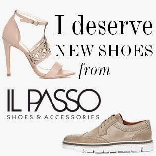 You deserve NEW SHOES