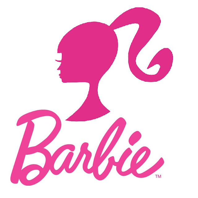 barbie logo centre