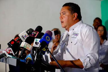Candidato presidencial Bertucci presentó su plan para gobernar Venezuela