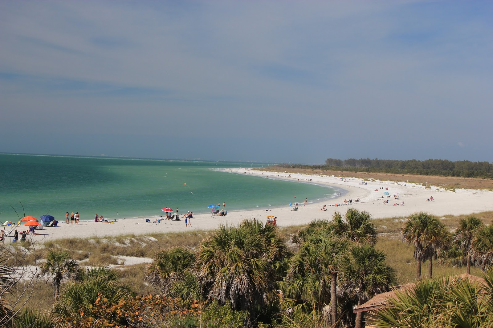 Pinellas county parks fort de soto park pristine beach near the pier at fort de soto nvjuhfo Image collections