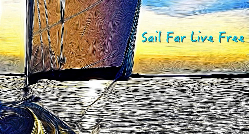 Sail Far Live Free - Sailboats, Sailing News, and Gear