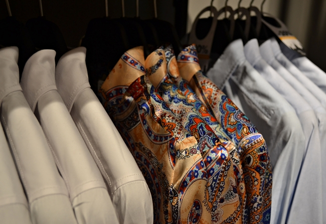 Seidensticker Damen Bluse Schwarze Rose, Casual-Bluse, buntes Paisley-Muster