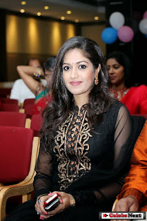 Meghna Raj Pictures in Black Salwar Kameez at Memories Movie 115th Day Celetion ~ Celebs Next