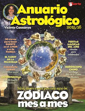 ANUARIO ASTROLÓGICO 2015/16
