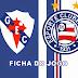 Ficha do jogo: Galícia 0x5 Bahia - Campeonato Baiano 2015
