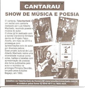CANTARAU TATARITARITATÁ - FANPAGE