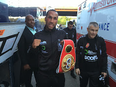 RINGSIDE REPORT: DeGale betters Dirrell in Boston - Rodriguez bombs Baker in 3