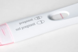 Not Pregnant Simple Clean Pregnancy Multiple Sclerosis