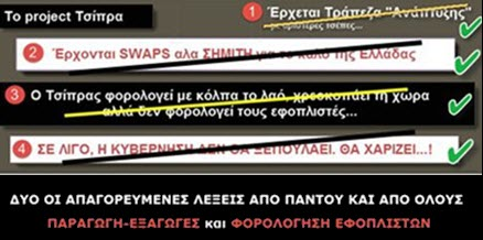 To project Τσίπρα