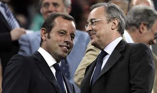 Continua la guerra de palabras entre Barcelona y Real Madrid