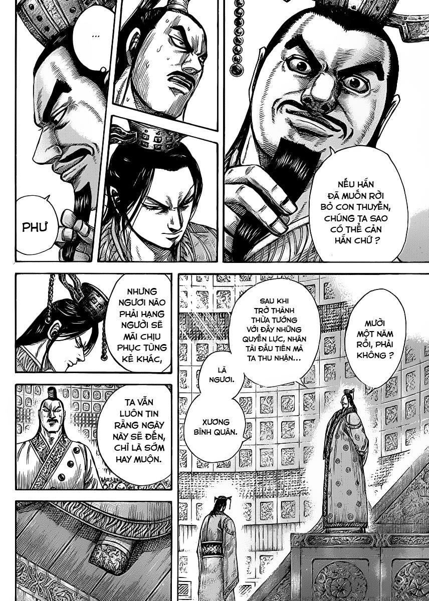 Kingdom - Vương Giả Thiên Hạ Chapter 420 - 422 page 14 - IZTruyenTranh.com