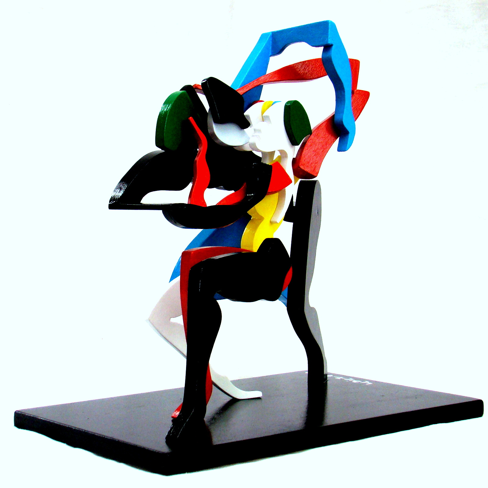 Le biez art et design the kiss statue 100 le baiser - Statue design pas cher ...