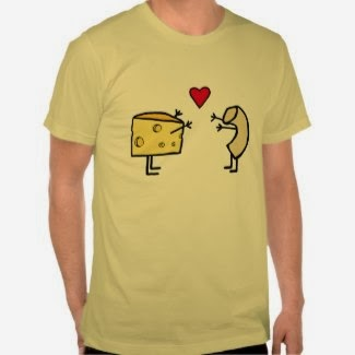 Macaroni and Cheese T-shirt