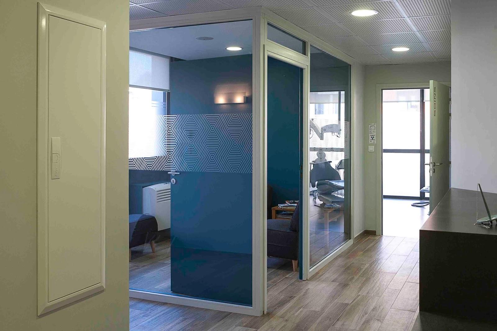 am nagement d 39 un cabinet dentaire au sein d 39 une cellule commerciale p renchies 59 agence. Black Bedroom Furniture Sets. Home Design Ideas