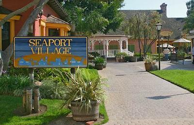 Seaport Village.