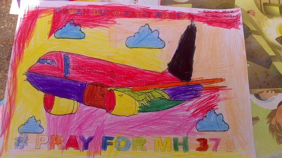 MH370 Dalam Kenangan
