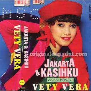 Vety Vera Jakarta Dan Kasihku 1992