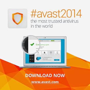 Free Avast 2014