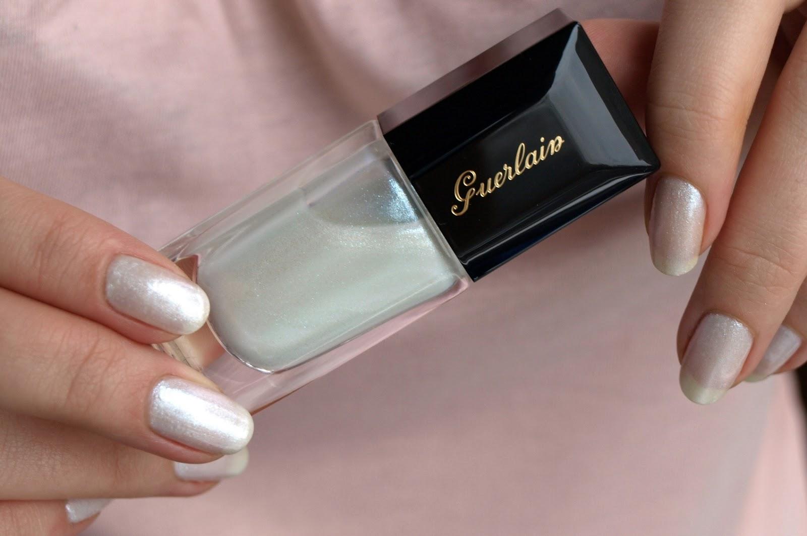 Star dust nail lacquer guerlain 25 -  Guerlain Colour Lacquer 862 Star Dust