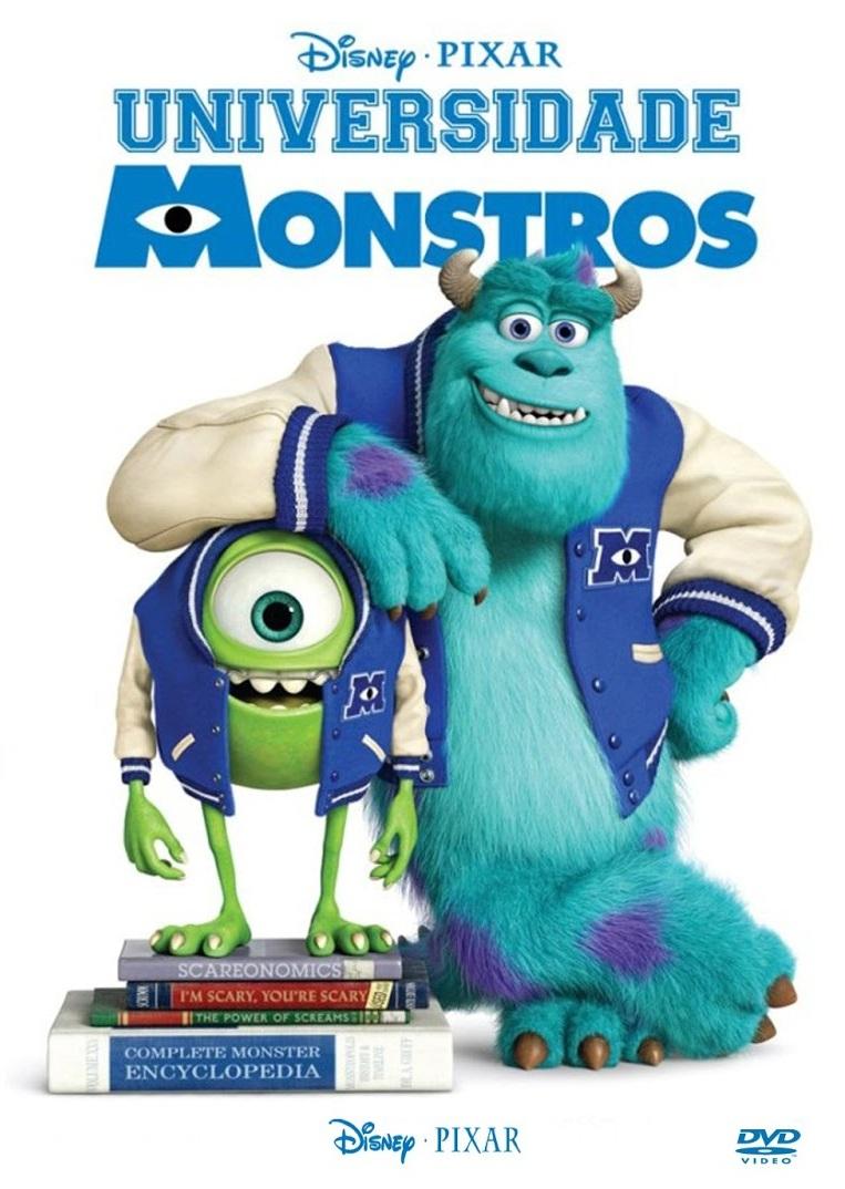 Universidade Monstros – Dublado (2013)