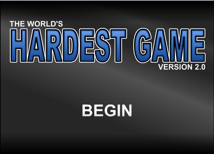 World&#039;s Hardest Game