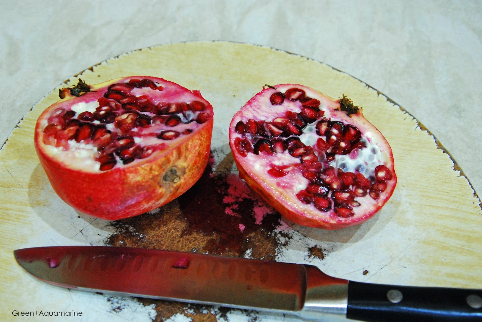 Superfood, quinoa, kale, pomegranate, salad