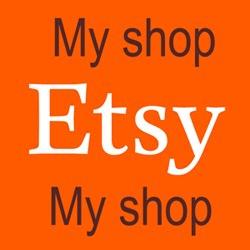 мой магазин на Etsy