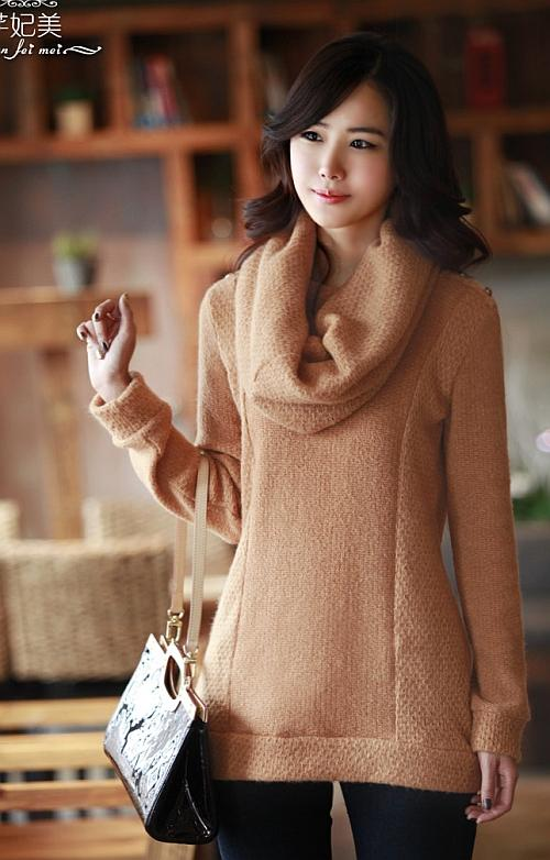sweater korea