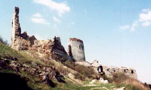 Ruinas de Csejthe