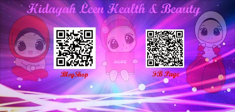 Hidayah Leen (Health & Beauty)