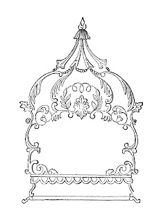 fancy frame printable download