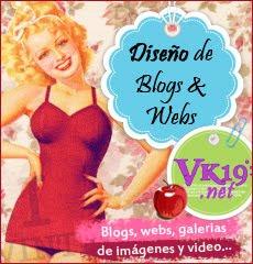 Diseños personales de blogs y webs