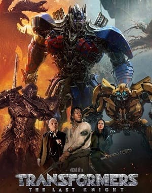 Transformers - O Último Cavaleiro IMAX - Legendado Filmes Torrent Download capa