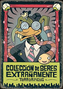 Colección de Seres E.T.