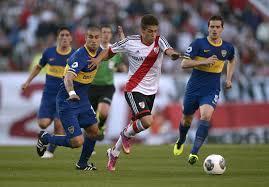 River Plate vs Boca Juniors