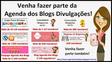 Venha divulgar o seu blog!