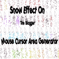 hiệu ứng tuyết rơi cho chuột đẹp