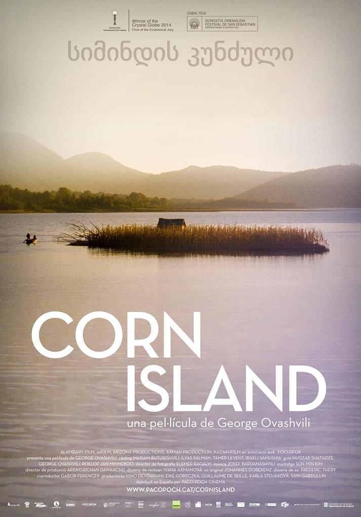 Póster: Corn Island