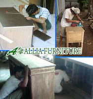 Proses Finishing Furniture Melamine Pembuatan Mebel