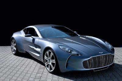 Aston Martin One 77 2010