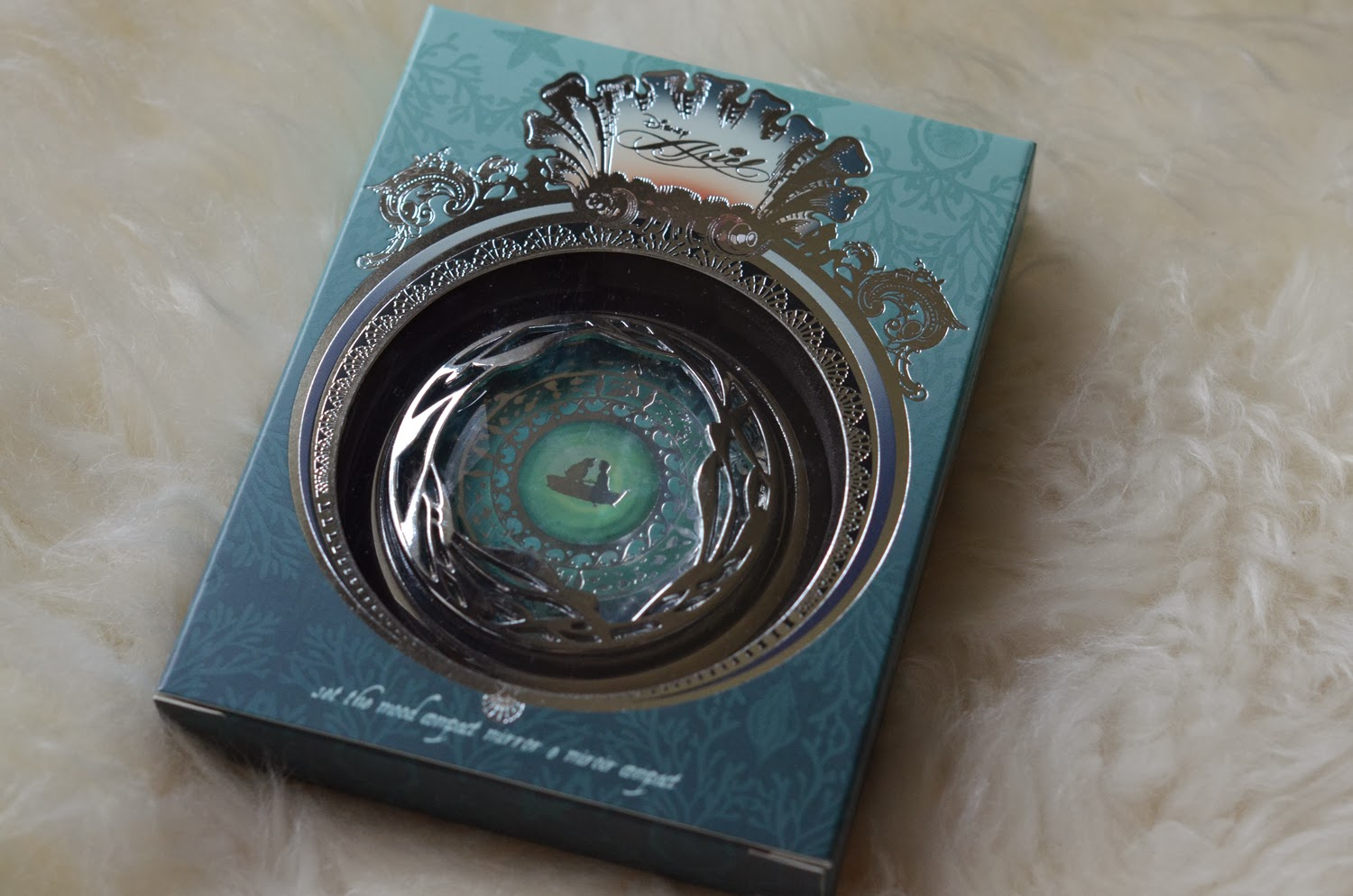 Ariel Set The mood compact Disney Sephora Collection