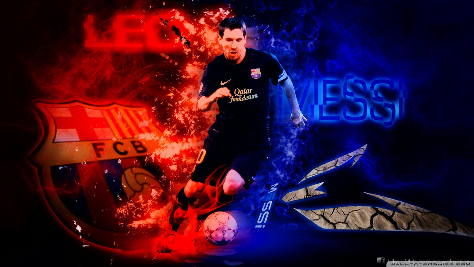Lionel Messi Wallpaper - Football Wallpaper HD