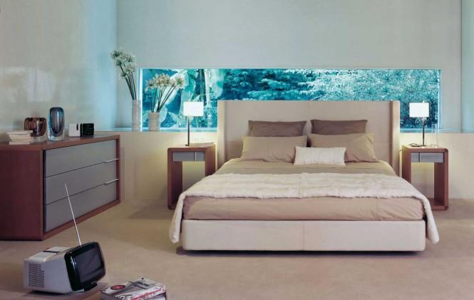 Chambre de luxe moderne for Chambre de luxe