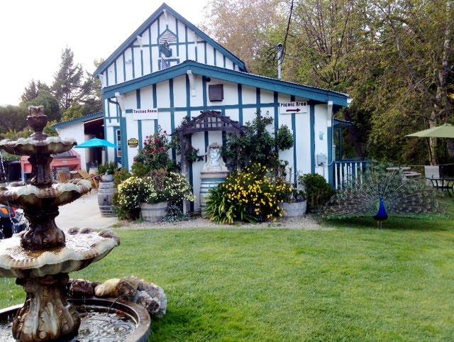 cottage garden chardonnay
