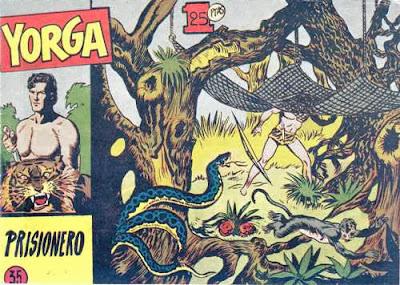 Yorga Nº 35-Hispano Americana de Ediciones