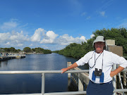 The Man Made Buttonwood Canal has been plugged off from Florida bay to .