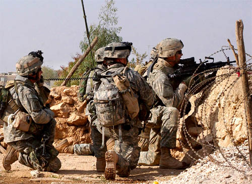 us army paratroopers in iraq