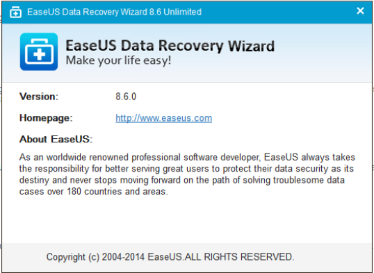 easeus data recovery wizard pro 6.20 crack