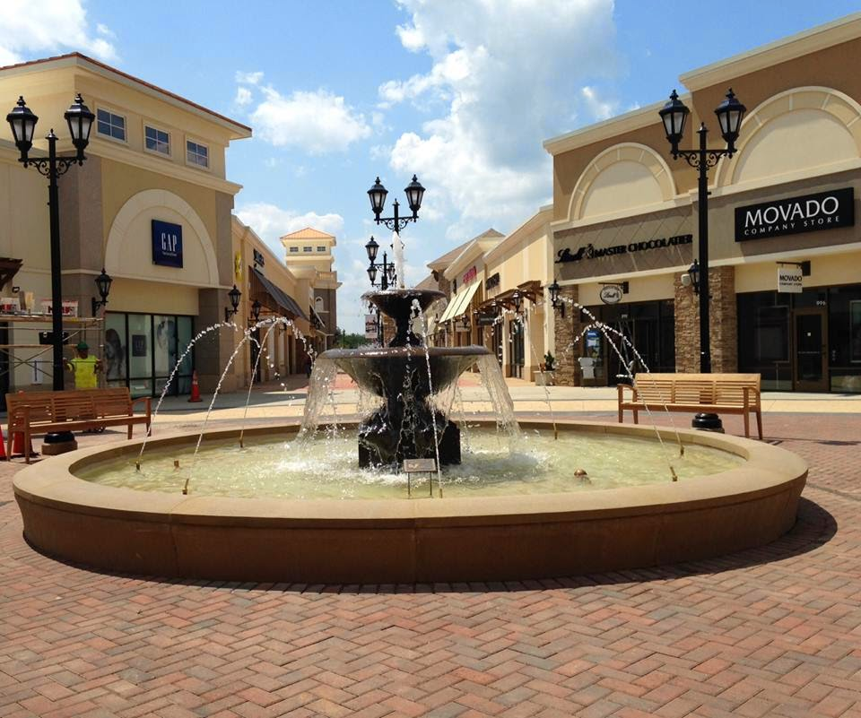 Charlotte Premium Outlets Grand Opening - July 31-Aug. 3 - Check Out ...
