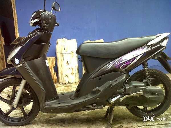 Yamaha Mio 2011 Yamaha Mio Sporty Thn 2011